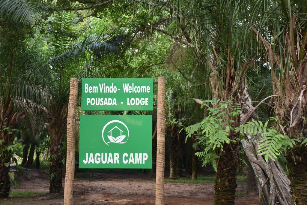 Jaguar Camp willkommen