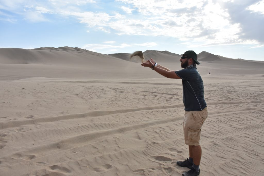 Spaß im Sand 3