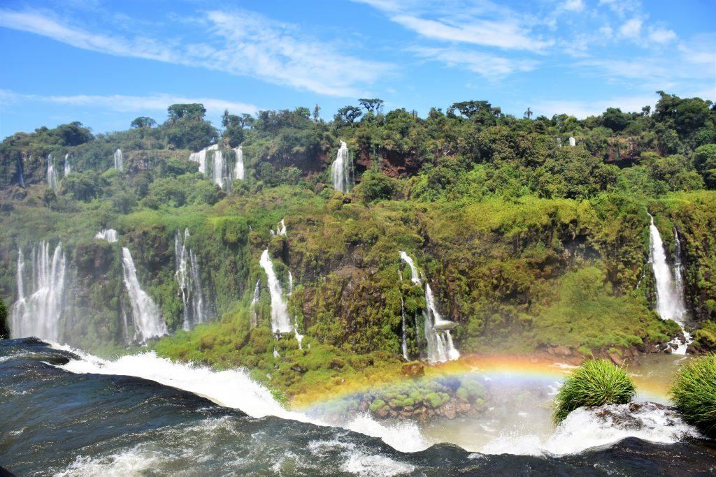 Iguazu rainbow