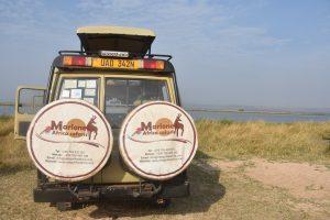 Jeep Murchison Falls NP