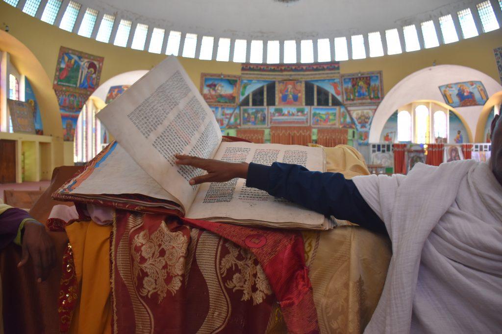 Bibel St. Maria
