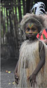 Tanna Village Girl
